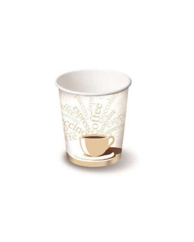 Tazza Cappuccino in Carta da 6oz 215ml 50 pz SDG