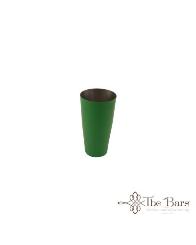 SHAKER TIN BOSTON BILANCIATO VERDONE ACCIAIO 28 oz BARMAN THE BARS