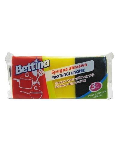 Spugna piatti Bettina 3 pz Salva unghie