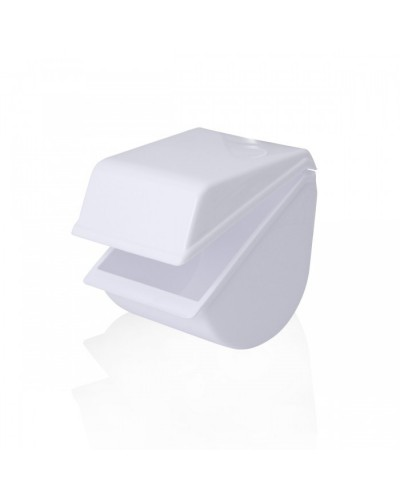 Dispenser carta igienica Pellicano bianco Giganplast
