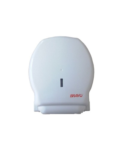 Dispenser carta igienica mini jumbo bianco Bravo Celtex