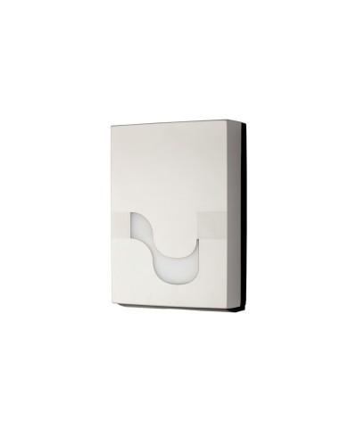 Dispenser asciugamani carta piegati a Z bianco Megamini Celtex