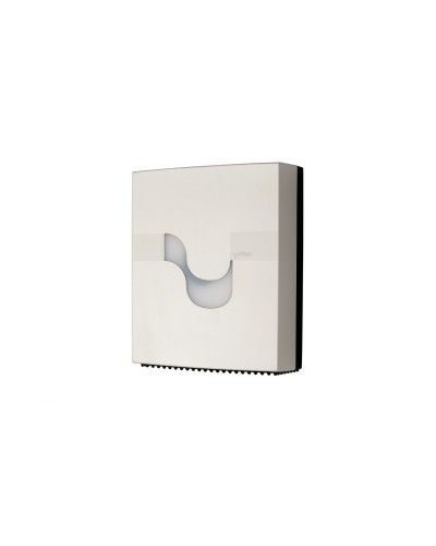 Dispenser carta igienica maxi jumbo bianco Megamini Celtex
