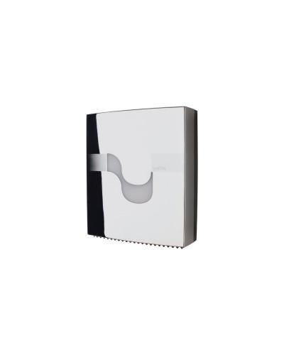 Dispenser carta igienica maxi jumbo cromato Megamini Celtex