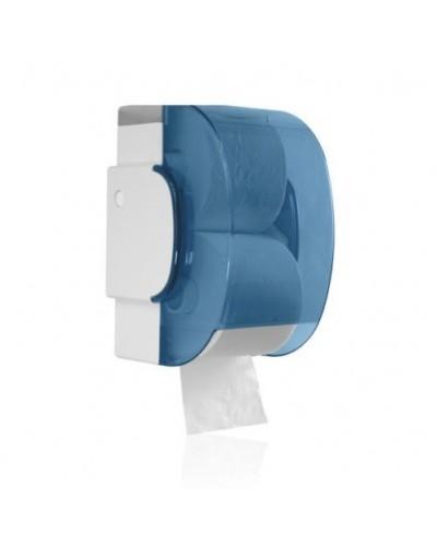 Dispenser carta igienica da 2 rotoli fumè Steiner System