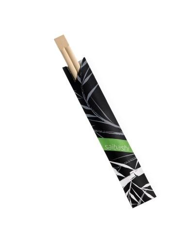 Bacchette Sushi Bamboo 21 cm 100 pz