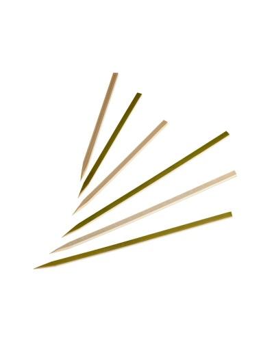Spiedi Ikebana in Bamboo da 15 cm 100 pz Leone