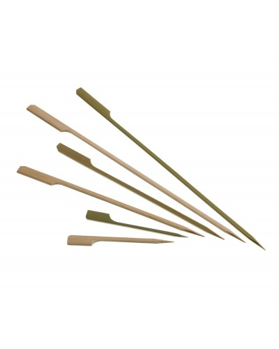 SPADE IN BAMBOO 18 cm 100 pz aperitivi finger food monouso bambù