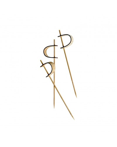Spiedi Kyoto Bamboo 15 cm 50 pz