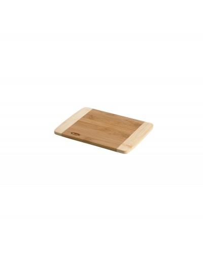 Tagliere Bamboo Naturale Rettangolare 16x22 cm Leone