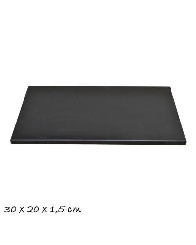 Tagliere Nero 30x20x1,5 cm