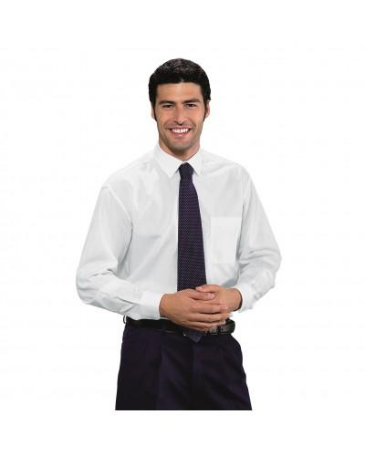 Camicia Uomo Bianca a manica lunga Isacco