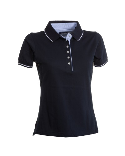 Polo Leeds Blu Navy