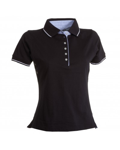 Polo Leeds Nero