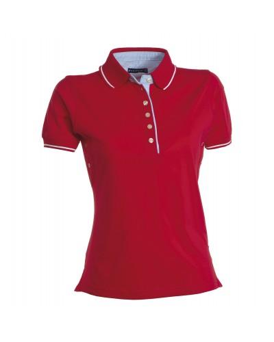 Polo Leeds Rossa
