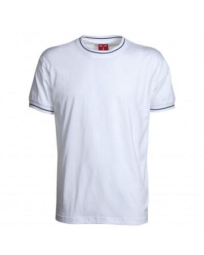 T-shirt Prince bianca cotone 150 gr