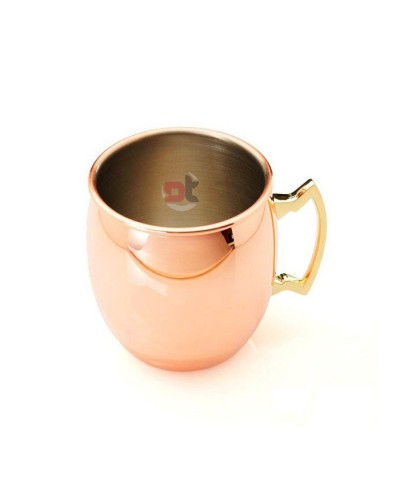 Tazza in Rame Moscow Mule Mug 50 cl per Cocktail Lumian Tazza Mojito