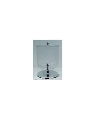 Vetrina Porta Coni Trasparente Ø 25 cm H. 34 cm FAG
