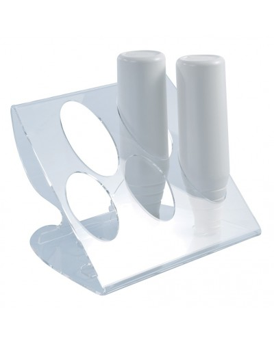 Dispenser Porta Topping in Plexiglass Trasparente 33x23x24 cm Errenne