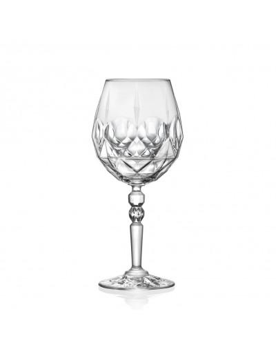 Set 6 pz Calici Aperitif cl 53,2 Alkemist Luxion Rcr Cristalleria Italiana
