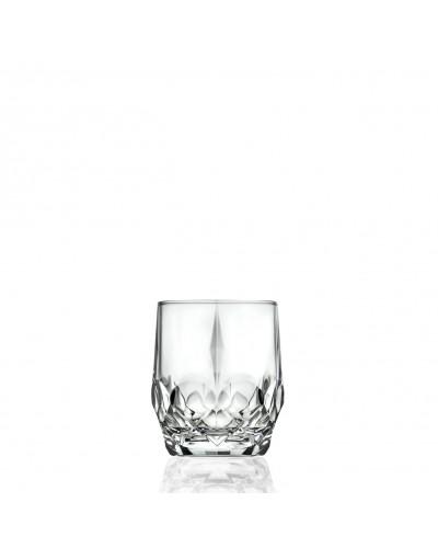 Set 6 pz Bicchieri Dof cl 34,6 Alkemist Luxion Rcr Cristalleria Italiana