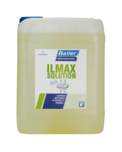 Ilmax Solution 12 Kg Detergente Professionale Lavastoviglie per Pentole e Utensili