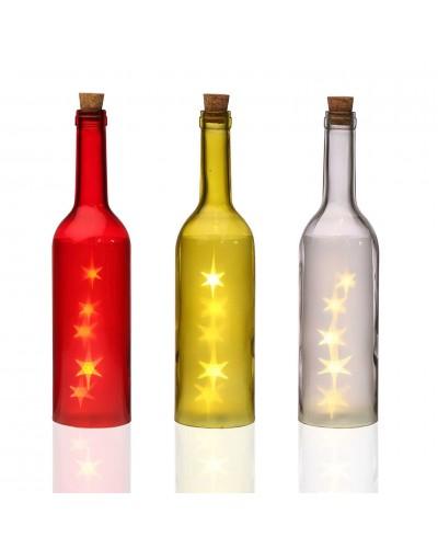 Bottiglia Led Colori Assortiti