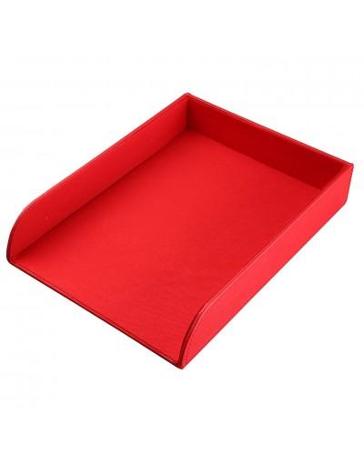 Vassoio/svuota Tasche Rosso