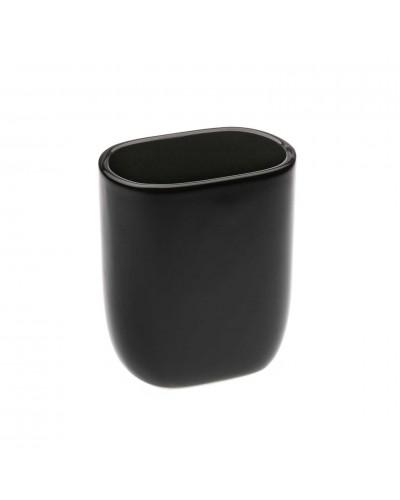 Bicchiere Ceramica Nero