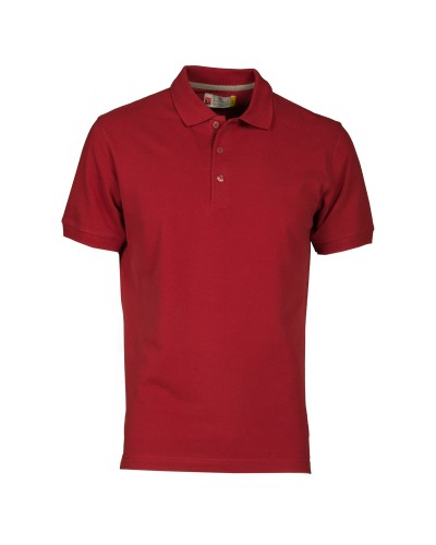 Polo Venice Uomo Bordeaux