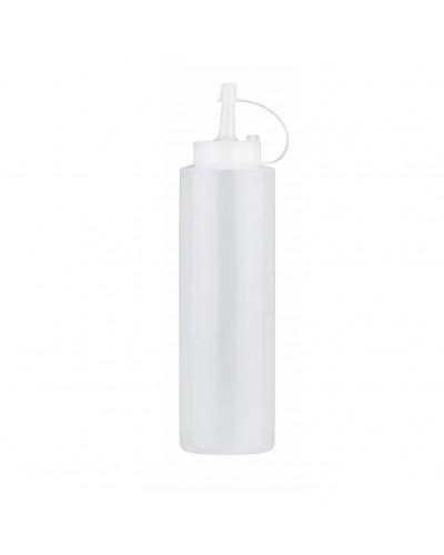 Dosatore Liquidi Trasparente 360 ml per Ristorante Cucina Bar Locale