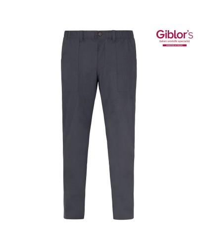 Pantalone Cuoco Enoch Grigio Giblor's