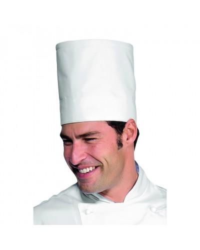 Cappello Cuoco Elite Bianco Isacco