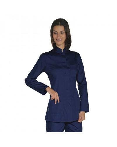 Casacca Donna Portofino Blu Extra Light manica lunga Isacco