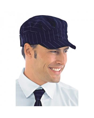 Cappello Unisex Sam Baltimora Blu in poliestere Isacco