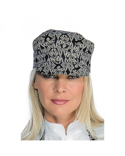 Cappello Sam Maori91 Nero