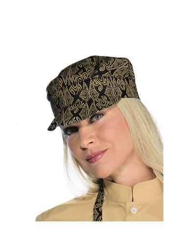 Cappello Sam Maori92 Nero