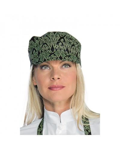 Cappello Unisex Sam Maori 94 Nero misto cotone Isacco