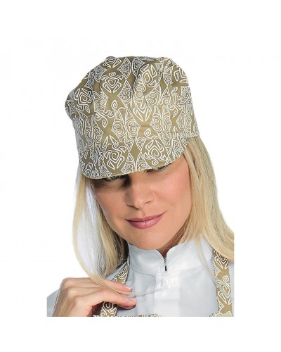 Cappello Unisex Sam Maori 95 Beige misto cotone Isacco