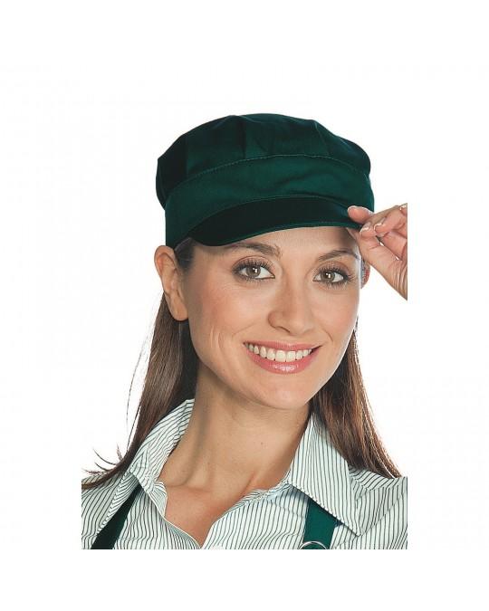 Cappello Unisex Sam Verdone misto cotone Isacco a2be0255e6ce