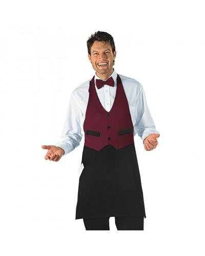 Grembiule Cameriere Garcon Colorato con tasche Isacco