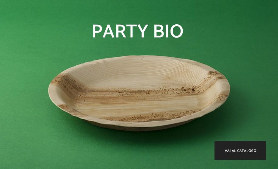 Party Bio | I prodotti Monouso per ogni Party